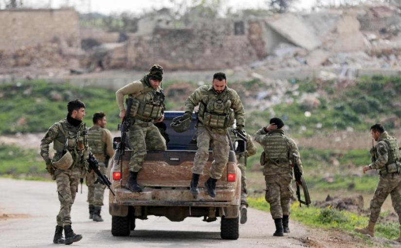 Sept ans de guerre en Syrie, et aucune éclaircie àl'horizon