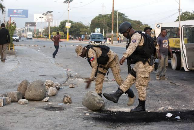 La Police nationale veut reprendre les choses enmain