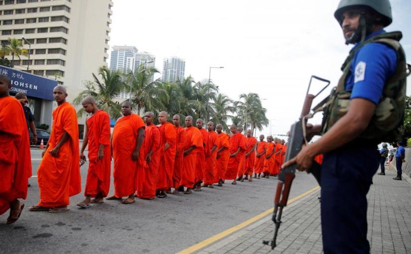 Le Sri Lanka choisi par l'EI parce que «défaillant en matière desécurité»