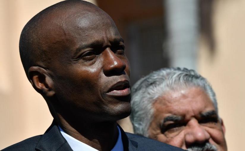 Haïti: Jovenel Moïse sort de son silence et nie êtrecorrompu