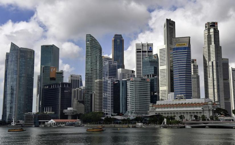 Singapour victime de la guerre commerciale entre la Chine et lesÉtats-Unis