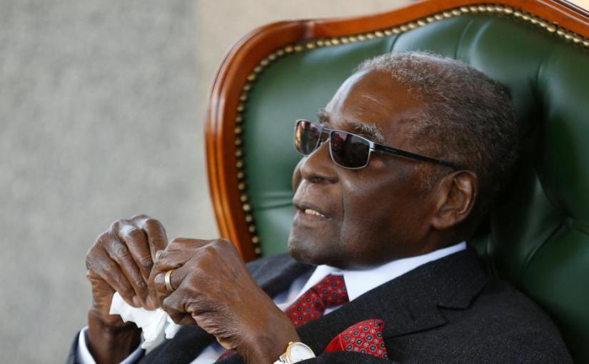Zimbabwe: disparition de l'ancien président RobertMugabe