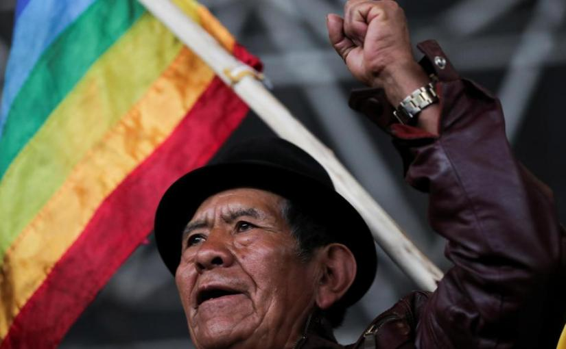 Équateur: la principale organisation indigène rejette le dialogue avec lerégime