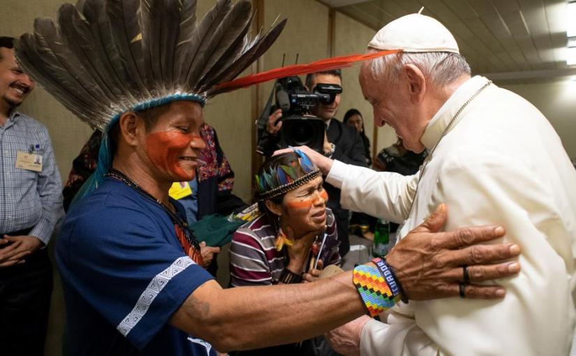 Les évêques d'Amazonie demandent au pape d'ouvrir la prêtrise aux hommesmaries
